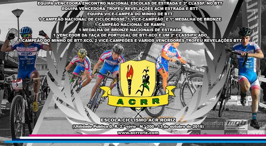 banner ACR Roriz resultados2015